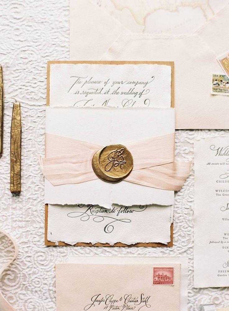 partecipazioni nozze ceralacca